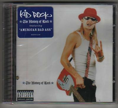 KID ROCK - THE HISTORY of ROCK - CD USA - SIGILLATO