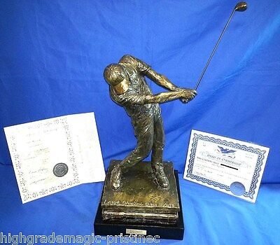 Laran Ghiglieri Golf Statue - #368/475 Eagle Approach