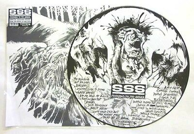 """SSS """"Problems To The Answer"""" Vinyl Picture Disk - NEW!"""