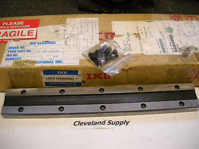 Iko Nippon Thompson Lwfh 60R400Hs2 Bearing Rail  New Condition In Box