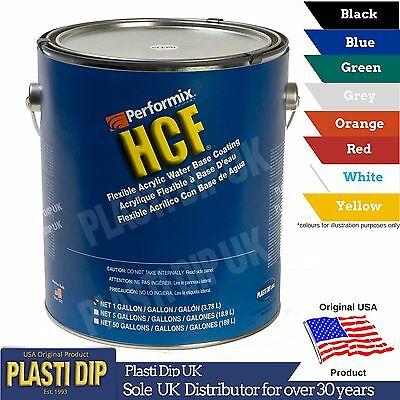 HCF - Plastic Paint - Multiple Colours & Sizes!!!