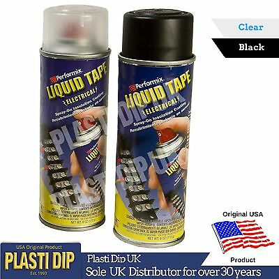 Liquid Electrical Tape - SPRAY - Waterproofing Liquid Tape for RC Servo