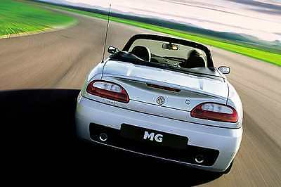 Electric Boot Release Kit - MGF MGTF MG TF T ZR