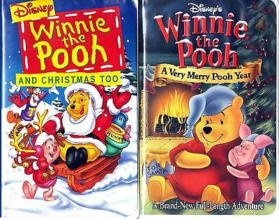 Winnie the Pooh: and Christmas Too & Winnie The Pooh, A Very Merry Pooh Year