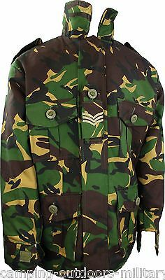 NEW Kids Padded Camo Camouflage Combat Jacket all sizes