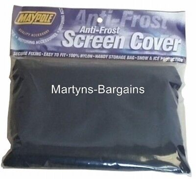 Windscreen Cover. Maypole Anti- Frost Windscreen Cover.Snow And Ice Protection