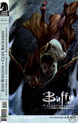 BUFFY THE VAMPIRE SLAYER #10 - Chen Cover - New Bagged