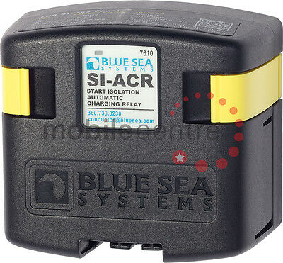 Blue Sea 7610 ACR Automatic Charging Relay Voltage Sensing IP67 12 / 24V VSR
