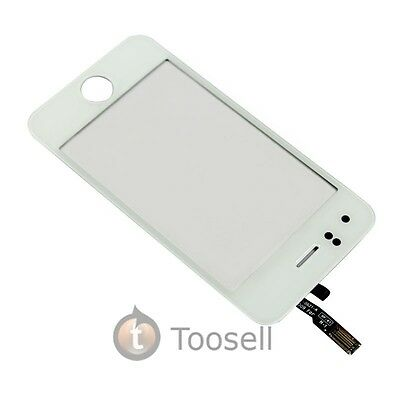 White Touch Screen Glass Digitizer for iPhone 3G 8 16GB