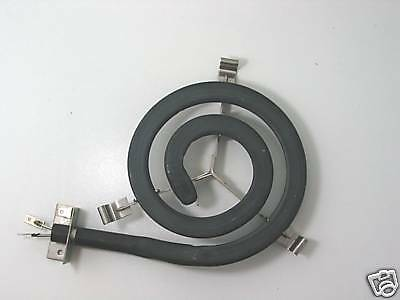 SIMPSON /WEST MONO-TUBE SMALL HOT PLATE COIL 1200watts