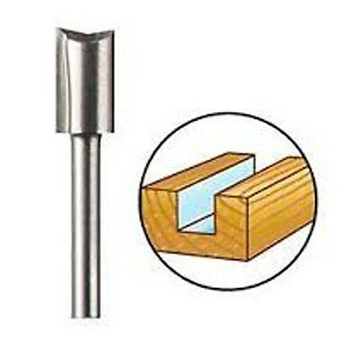 Dremel 654 Router Bit (HSS) 6.4 mm Straight Bits by tyzacktools