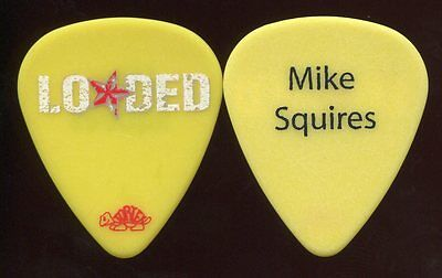 LOADED 2008 Tour Guitar Pick!!! MIKE SQUIRES custom concert stage Pick