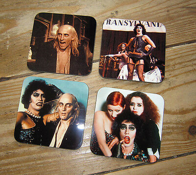 The Rocky Horror Picture Show COASTER Set