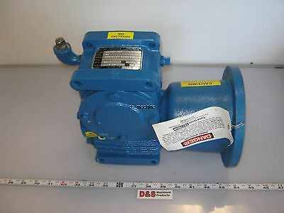Textron MHV20-Y3A 09 Cone Drive Gear Reducer, Rated 1.1HP 1750RPM, 60:1