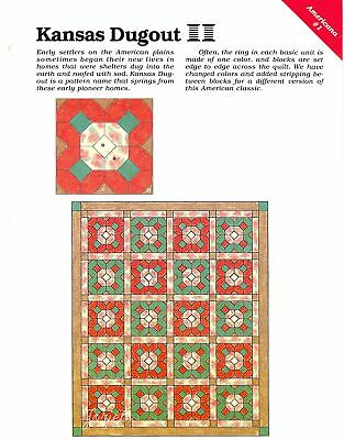 Spinning Spools quilt sewing pattern /& templates Coffee Cups ~ Quilt /& Block