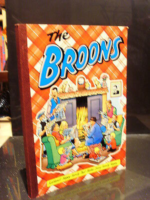 Dc Thomson The Broons 1993 Gc