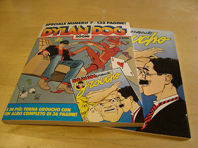 Dylan Dog Speciale N° 7 + Albetto Ottimo