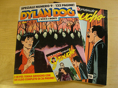 Dylan Dog Speciale N° 9 + Albetto Ottimo