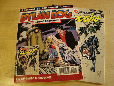 Dylan Dog Speciale N° 11 + Albetto 1997 Ottimo