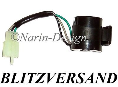 Blinker Relais - Relay Flasher - China Roller - Scooter - Quad ATV - UTV - SMC