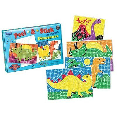 Dinosaurs - Peel & Stick by Lauri (NEW) LR-3203
