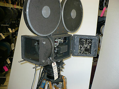 ICONIC Auricon Super 1200 16mm Sound Camera L@@K!