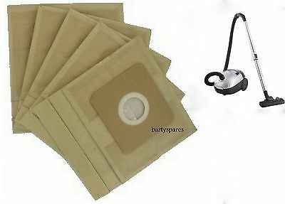 FIVE DUST BAGS FOR TESCO VC010 1600w vacuum cleaner hoover