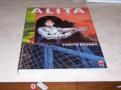 Alita Collection Numero 2 Ed.panini Rarissimo Originale Ottimo!!!
