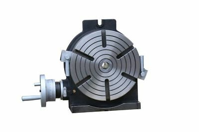 "10"" Horizontal & Vertical Rotary Table - New"