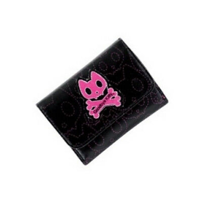 Goodbye Kitty porte-monnaie Black Logo Neuf