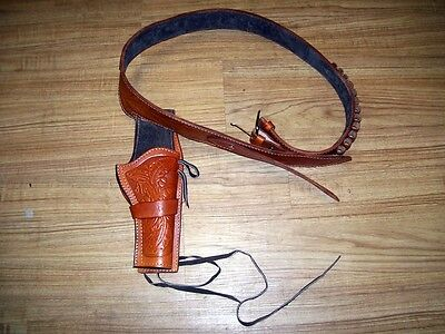 Genuine Leather Rawhide NEW LARGE Western Holster