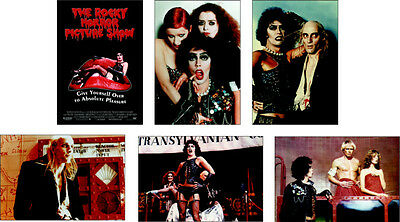 Rocky Horror Picture Show Great New POSTCARD Set
