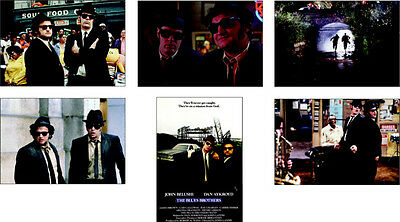 The Blues Brothers Great New POSTCARD Set