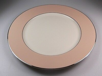 Flintridge Platinum Tan Dinner Plate 10 5/8""
