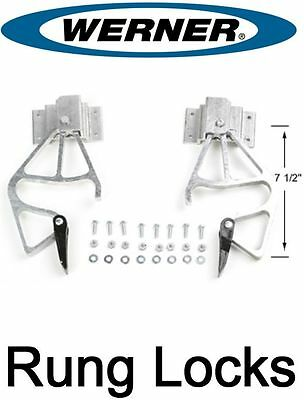 Werner 28-5 - Replacement Rung Lock Kit - Fiberglass Extension Ladder Parts