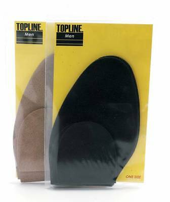 Mens Replacement Non Skid Soles For Ballroom Dance Shoes by Topline