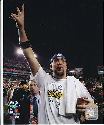 Ben Roethlisberger Pittsburgh Steelers NFL LICENSED un-signed 8x10 Photo