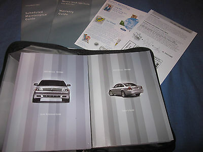 2005 mercury montego owners manual owner s set w case 32 99 rh picclick com 2005 mercury montego repair manual 2005 mercury montego owners manual