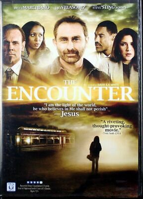 The Encounter A Film By David A.R. White NEW Christian DVD Movie Bruce Marchiano