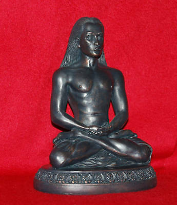 Paramahansa Yogananda: Mahavatar Babaji Statue Made With Ganges Clay - New