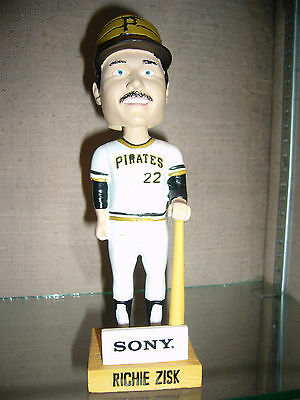 DAVE PARKER LUMBER COMPANY PIRATES STADIUM GIVE AWAY BOBBLE HEAD DOLL NODDER