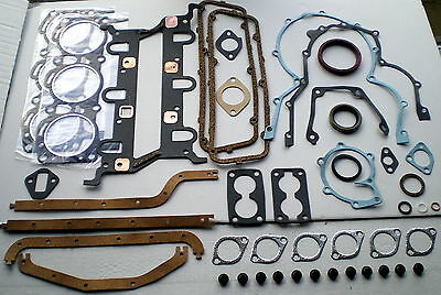Full Engine Head Gasket Set Capri 3000 E Gt Granada Scimitar V6 2.5 3.0 Essex