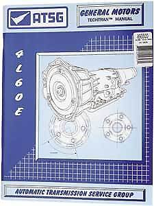 TCI 893300 Transmission Technical Manual