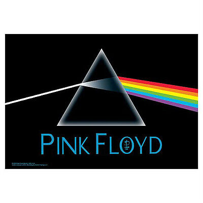 "PINK FLOYD ""DARK SIDE"" Fabric Poster Oversized 30""X40"" Poster Flag NEW"
