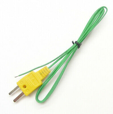 K-Type Thermocouple Wire  Digital Thermometer Temperature Sensor Probe TC-1 1p