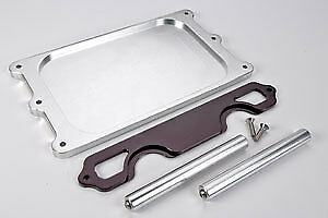 Billet Specialties 248910 Optima Battery Mount Black Anodized Top Plate