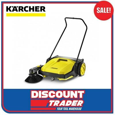 Karcher Outdoor Push Sweeper - S 750 - 1.766-910.0