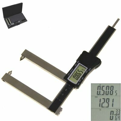 Digital Brake Rotor Gauge Disc Gage Caliper Micrometer