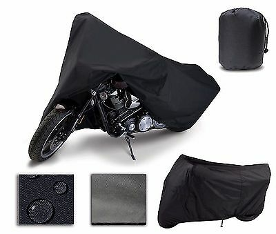 Motorcycle Bike Cover Harley-Davidson FLSTF Fat Boy  TOP OF THE LINE