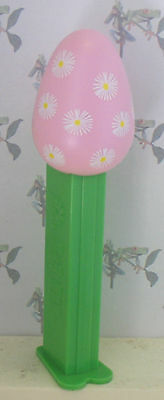 PEZ Easter Series - Pink Colored Egg -  5.9 Hungary - loose